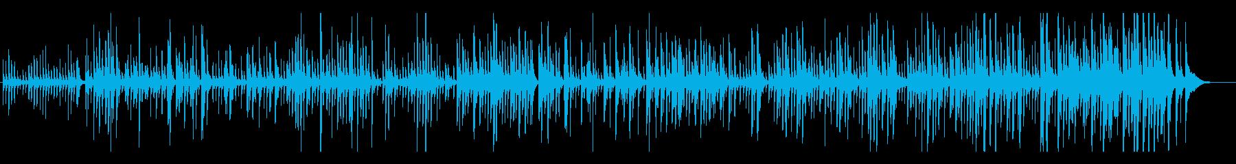 穏やかで厳かな弦楽二重奏:J.S.バッハの再生済みの波形