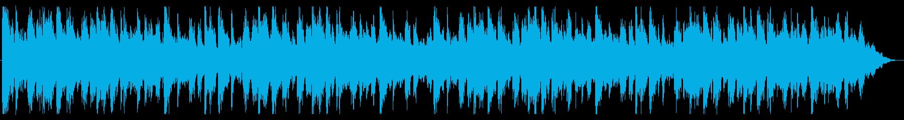 神秘的/サイケデリック_614_4の再生済みの波形