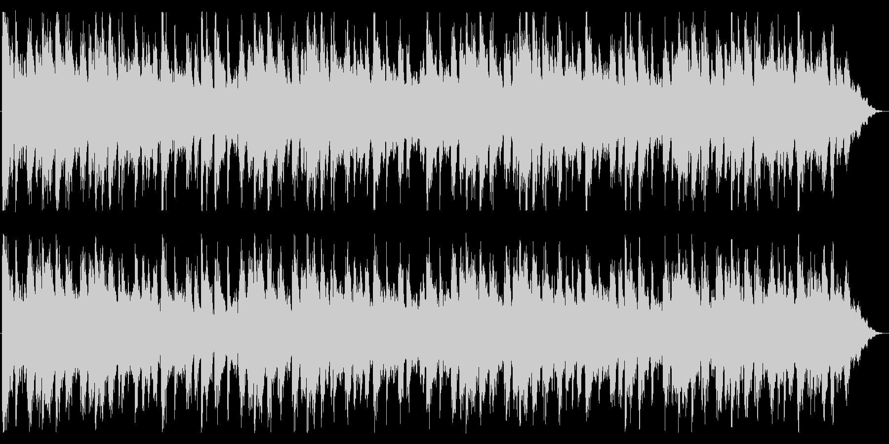 神秘的/サイケデリック_614_4の未再生の波形