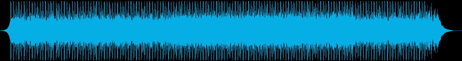 モダンコーポレート(90秒)の再生済みの波形