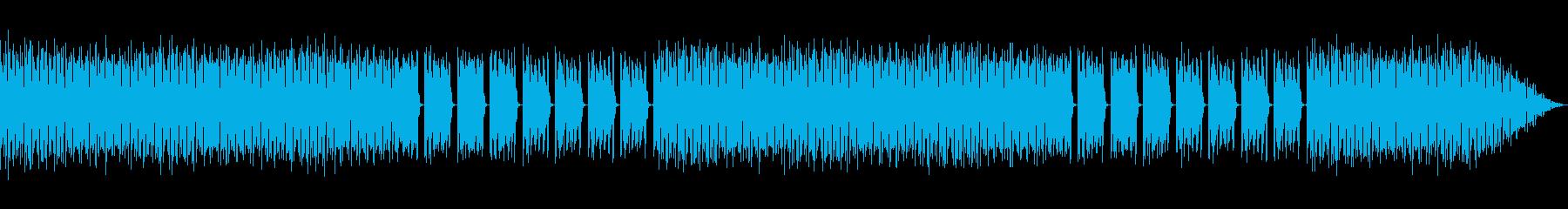 Ainu Mookuri comical scene's reproduced waveform