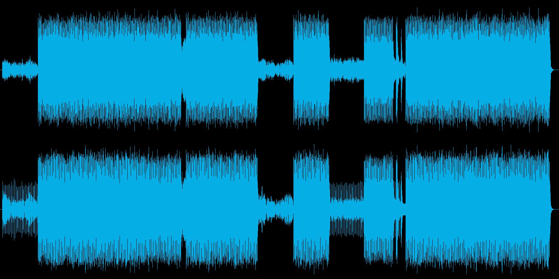 Strykerの再生済みの波形