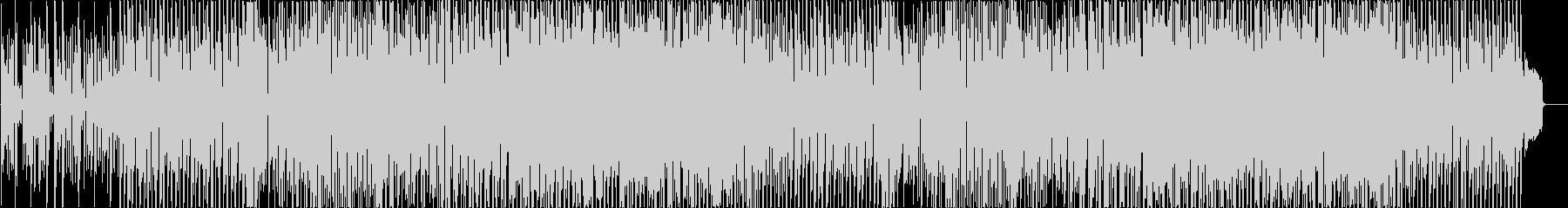 元気の出るかわいいシンセメロのディスコの未再生の波形