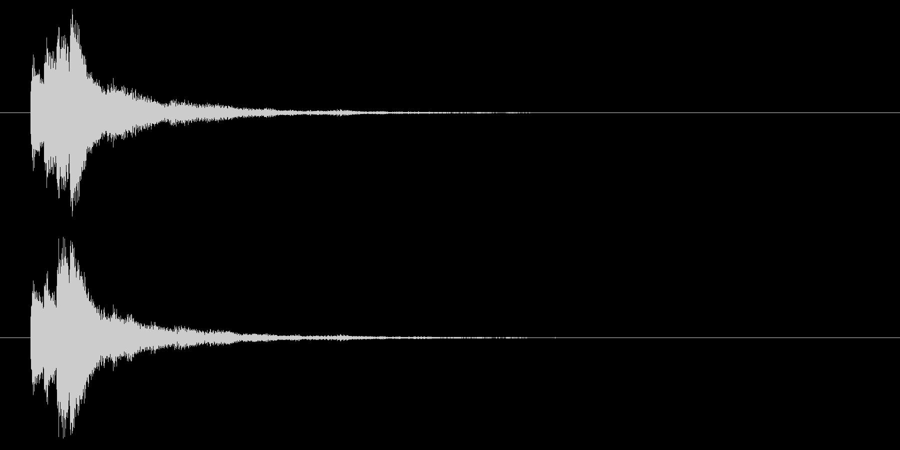 キラリン③(アイテム・入手・クリア)の未再生の波形