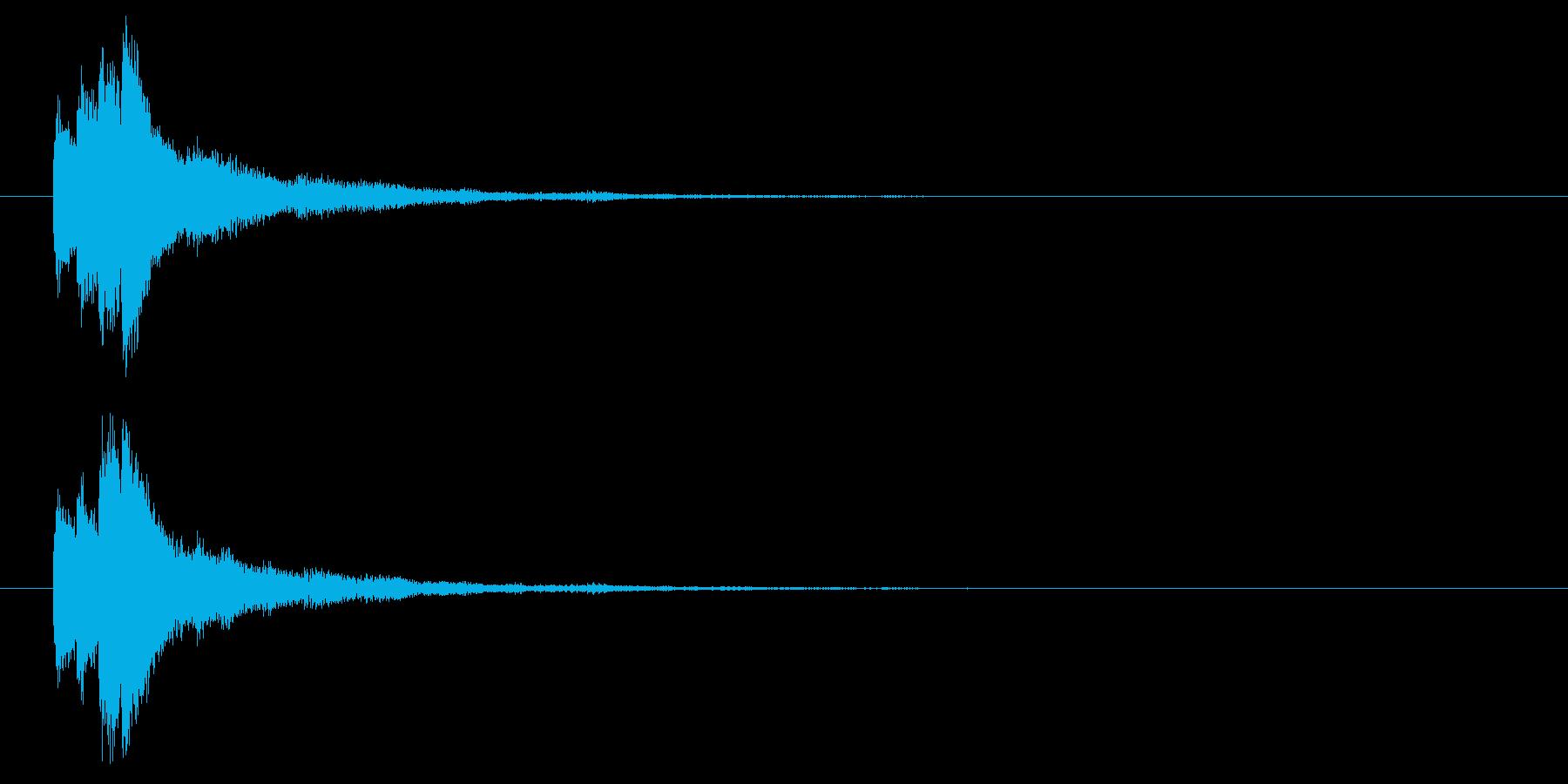 キラリン③(アイテム・入手・クリア)の再生済みの波形
