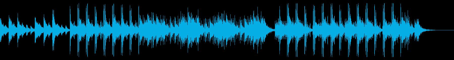 コズミックで切ないチルウェイブの再生済みの波形