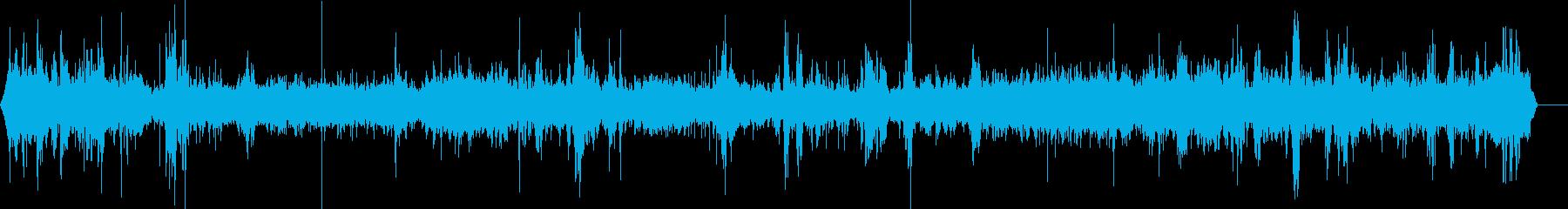 マーケット2の再生済みの波形