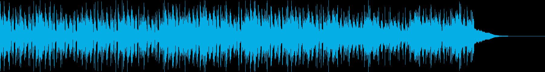 Pf「変化」和風現代ジャズの再生済みの波形