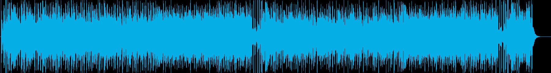 ナポリ民謡をジャイブにアレンジの再生済みの波形