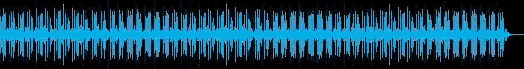 [ニュース報道]無機質:フラット:05の再生済みの波形