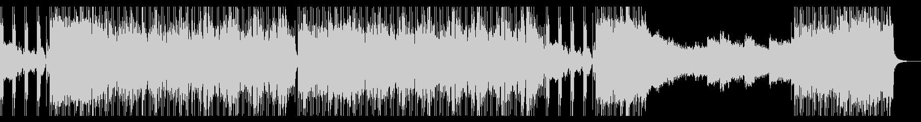 YAKUZAの未再生の波形