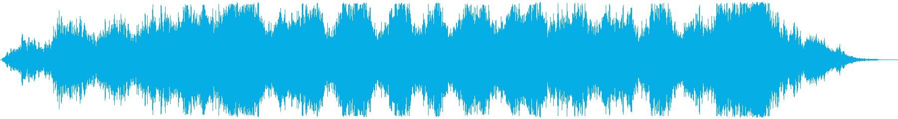 アンビエント 瞑想 ぼんやり バグパイプの再生済みの波形