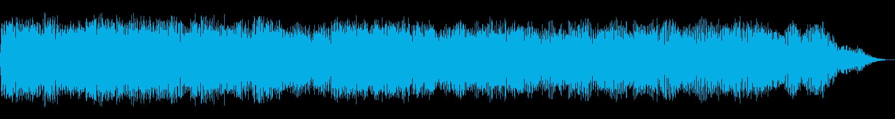 ゴーストリードリームスの再生済みの波形