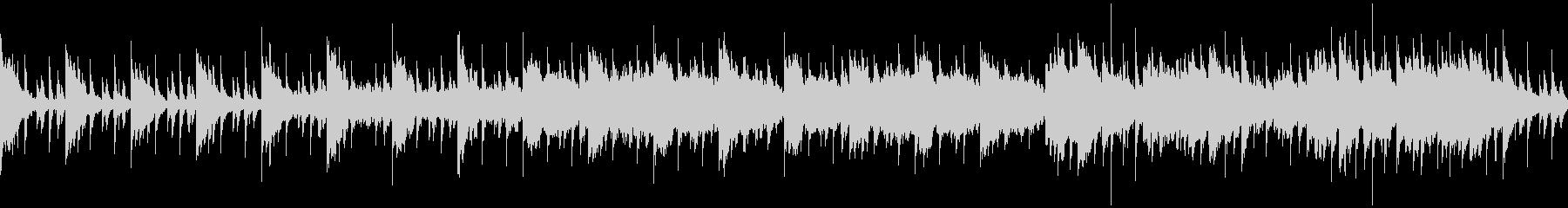 ファンタジー村48khz24bit版の未再生の波形