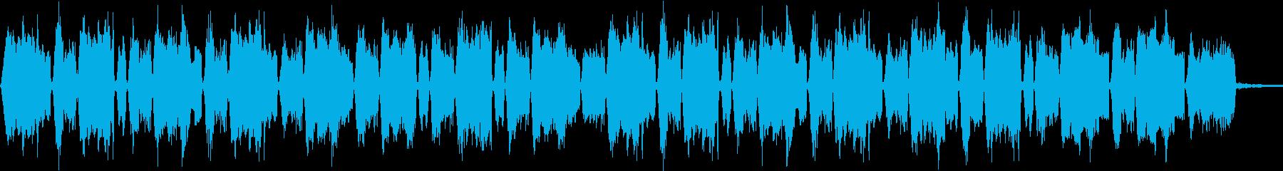 陽気なアコーディオンのワルツ,シングルの再生済みの波形