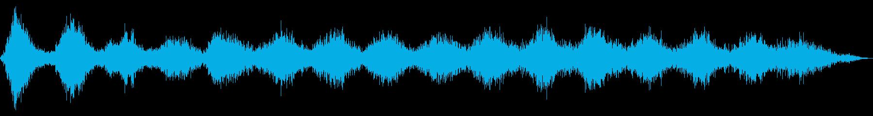 Zapのようなpingで重いループ...の再生済みの波形