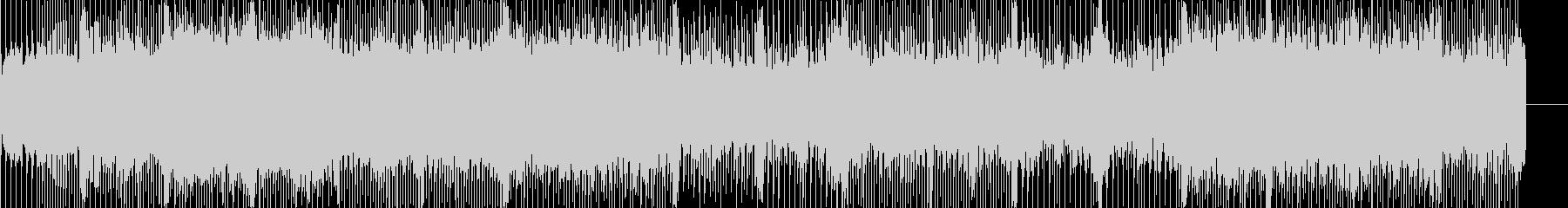 カッコイイDance系EDMなBGMの未再生の波形
