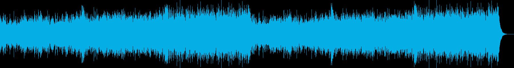 企業VP/オーケストラ/壮大/爽やか4aの再生済みの波形