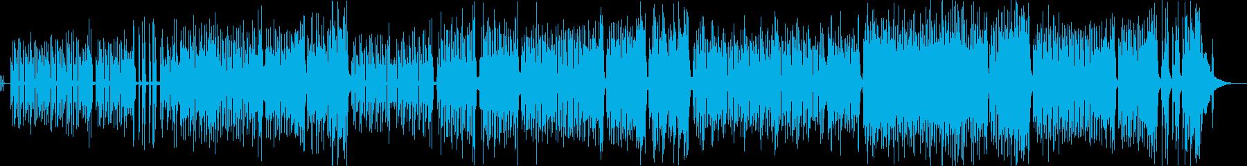 ワルツ。ミュゼット。の再生済みの波形