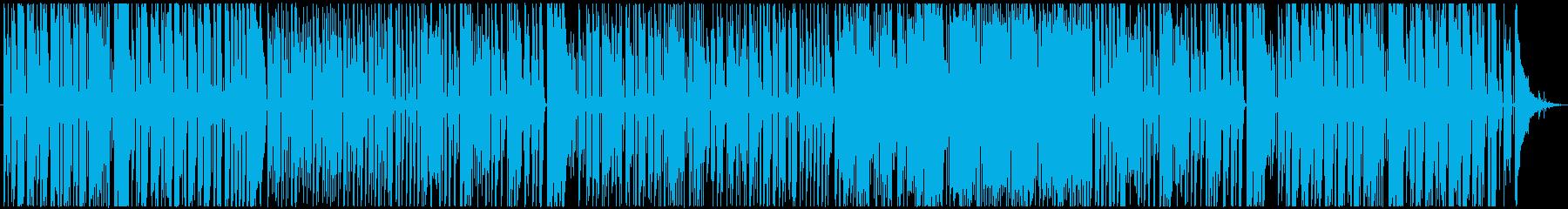 ポップロック トロピカル ポジティ...の再生済みの波形