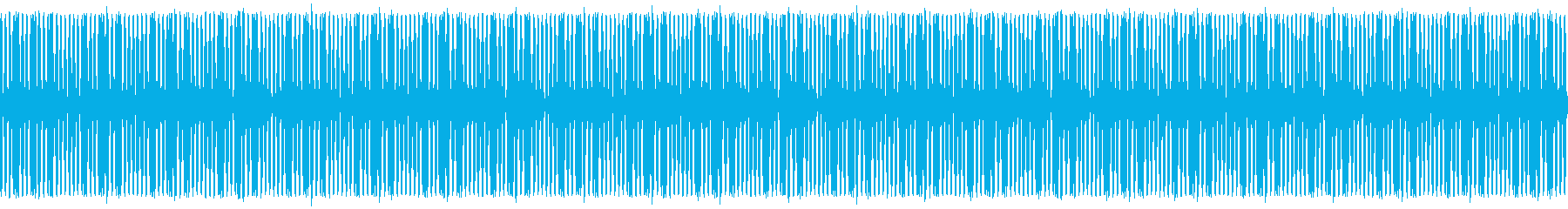 音漏れした車、あるいは音漏れしている建…の再生済みの波形