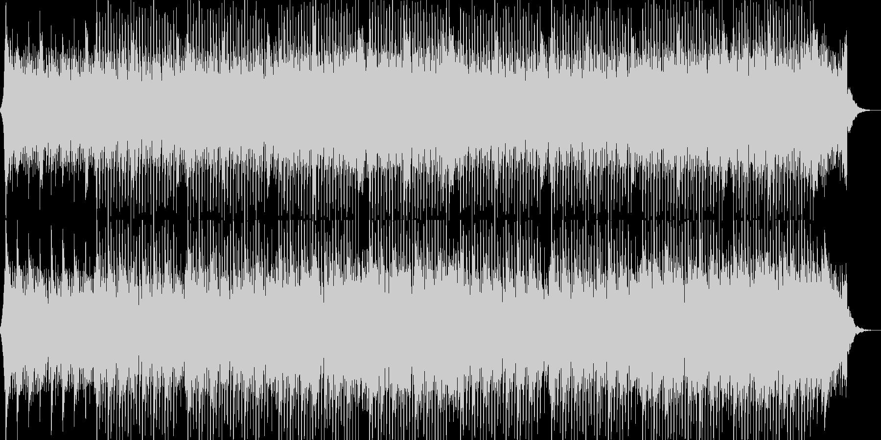 企業VP系44、爽やかギター4つ打ちaの未再生の波形