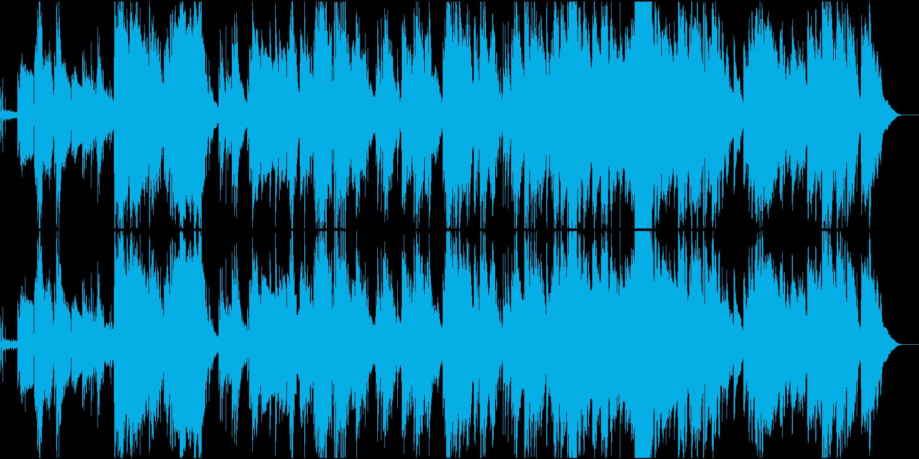チェット・ベイカーへのジャズバラー...の再生済みの波形