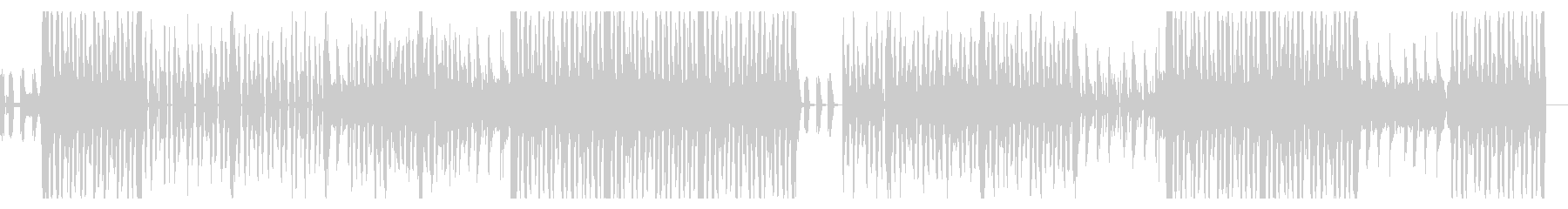 トロピカルおしゃれR&B〜ポップインストの未再生の波形