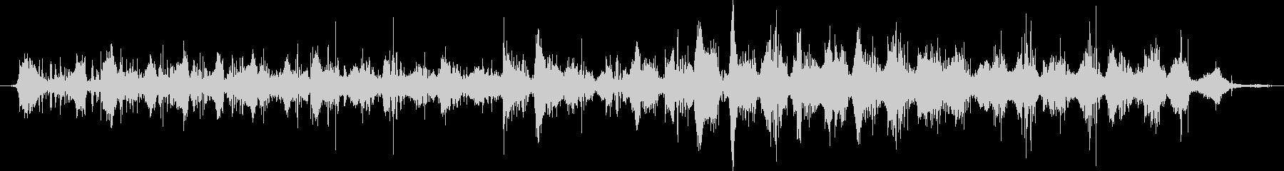 ルーズカリカリディープスノー:ラン...の未再生の波形