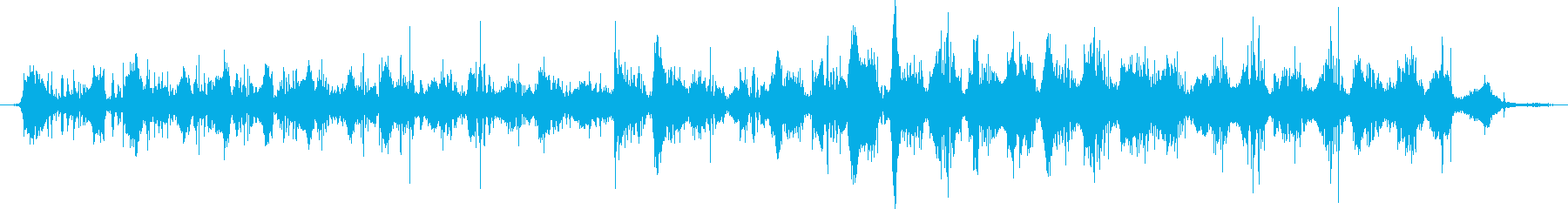 ルーズカリカリディープスノー:ラン...の再生済みの波形