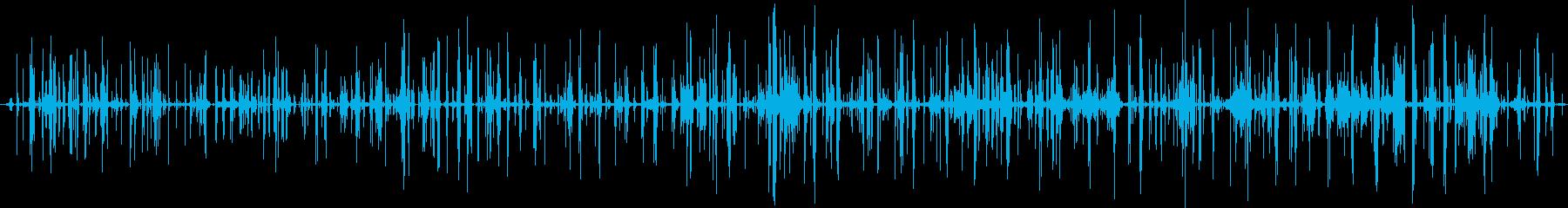 口 スマックリップス02の再生済みの波形