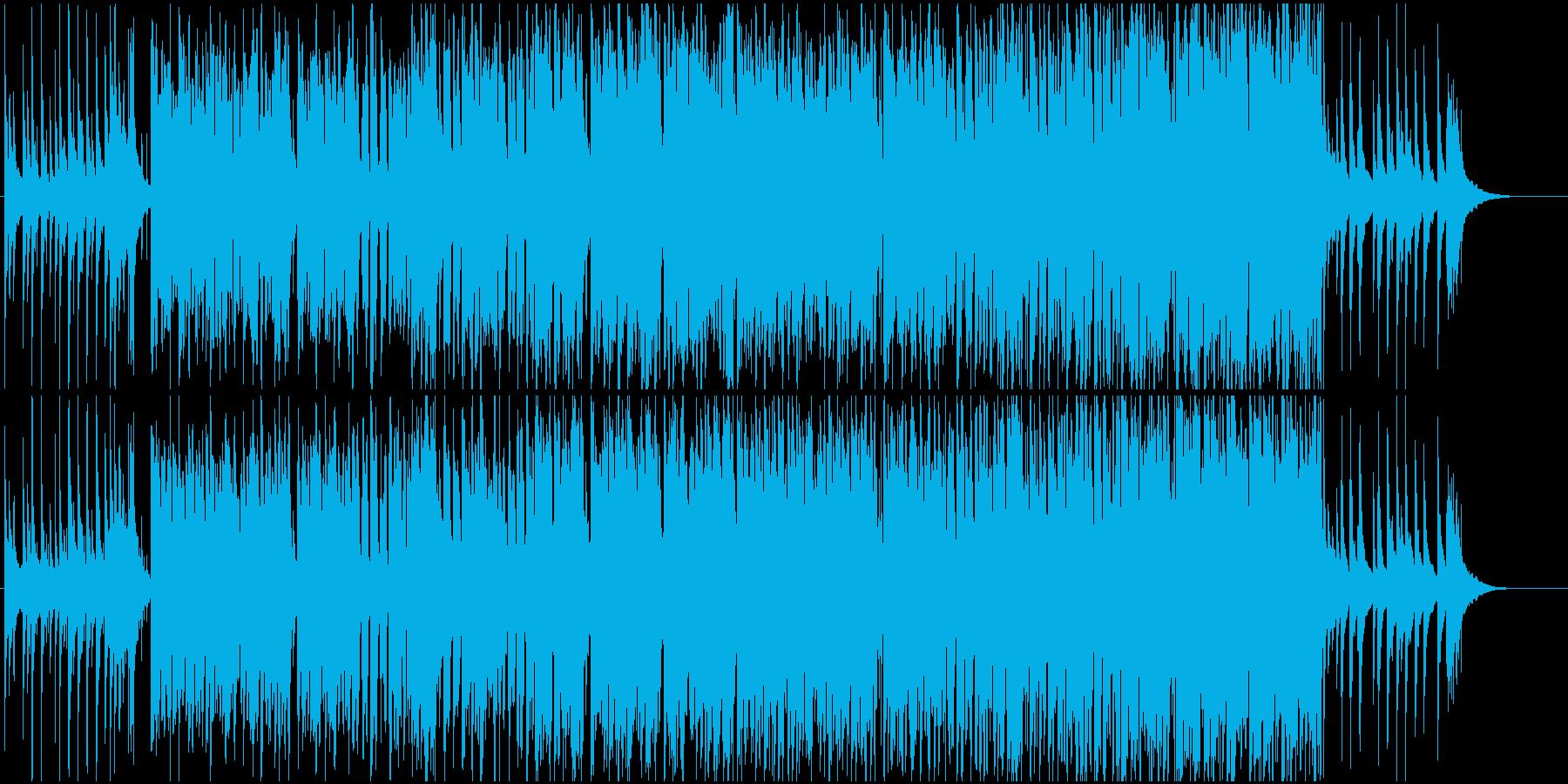 お正月の定番・童謡「一月一日」和風ポップの再生済みの波形