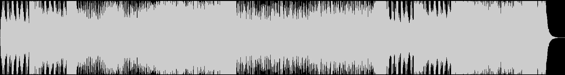 コーラス付き映画・ゲームのバトルBGMの未再生の波形