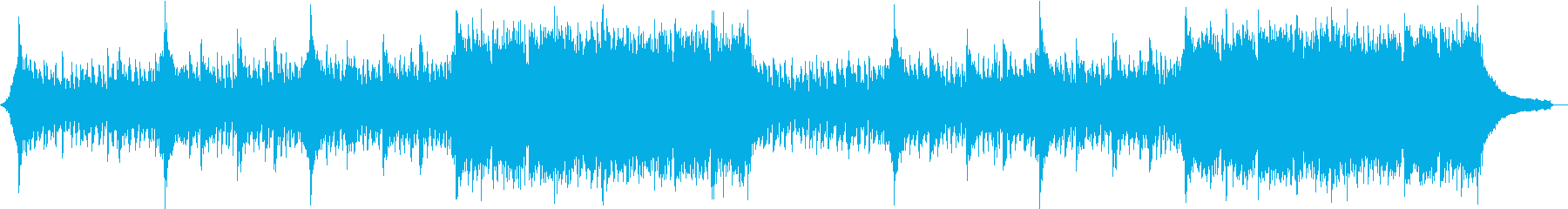 企業VP映像、112オーケストラ、壮大aの再生済みの波形