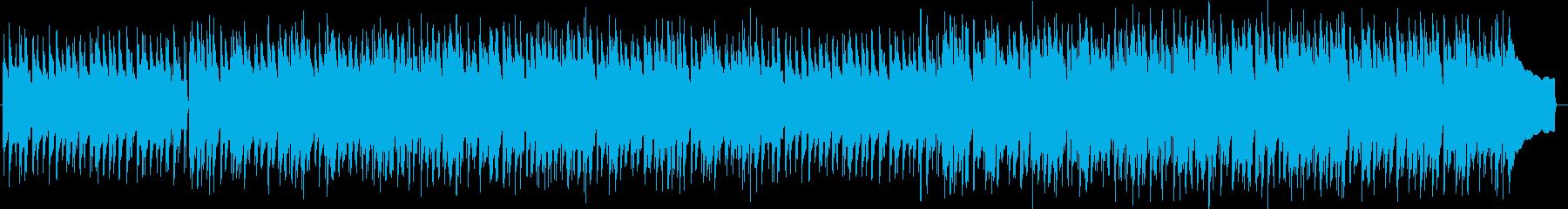 CMや海外でもお馴染みのポップなサウンドの再生済みの波形
