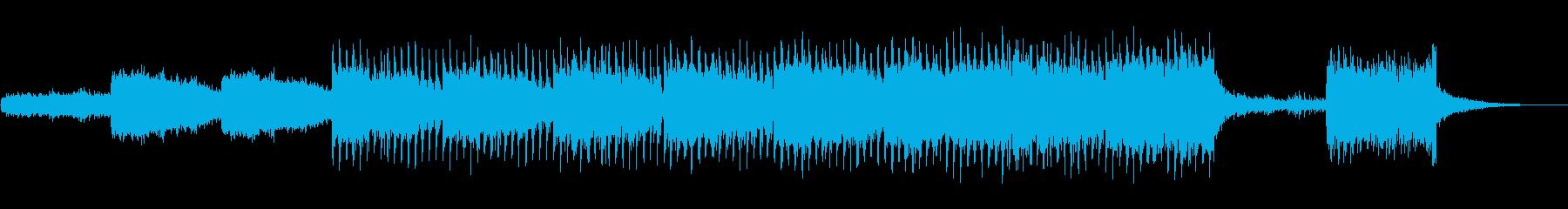 シネマティック サスペンス 不気味の再生済みの波形