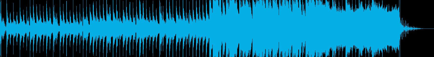 【CM】規則正しく整然と前進発展するの再生済みの波形