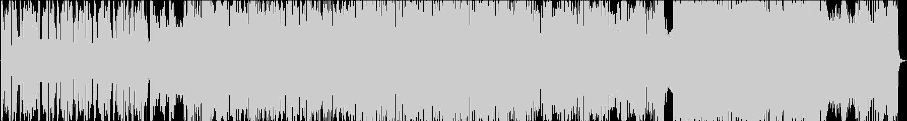 BGM用途のインストEDMの未再生の波形
