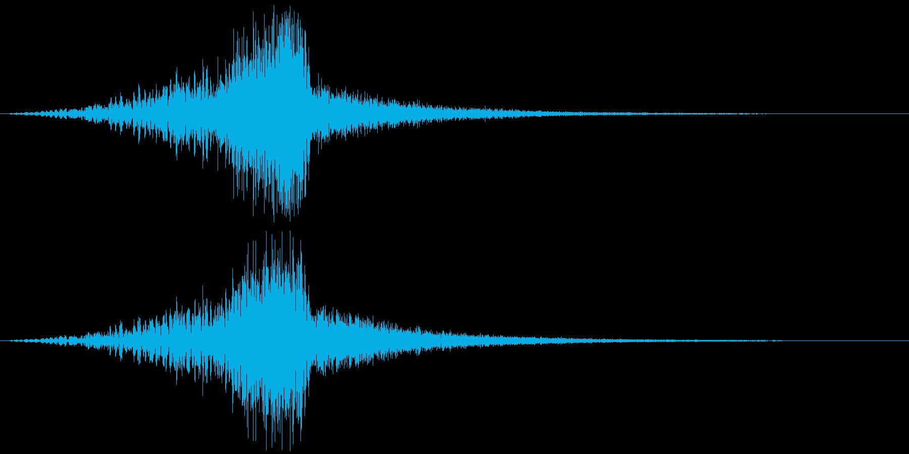 【ダーク・ホラー】グーンッ!!の再生済みの波形