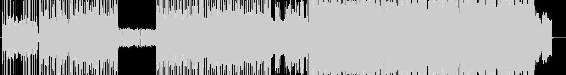 「HR/HM/DARK」BGM29の未再生の波形