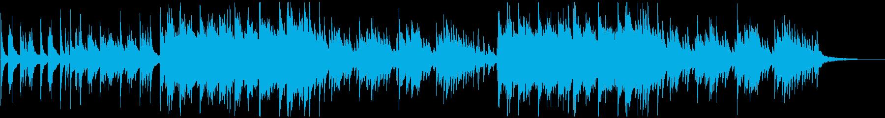 ピアノ 幻想的 哀愁美 桃源郷 弦楽器の再生済みの波形