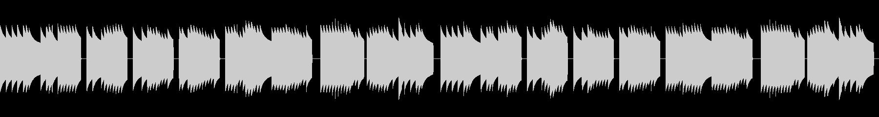 歩行者用信号機の音_とおりゃんせ_05+の未再生の波形