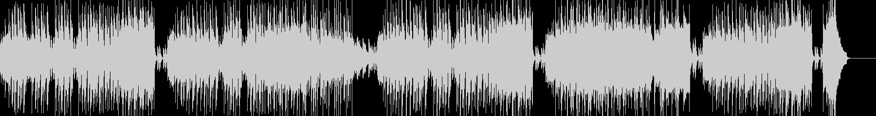 エリーゼのために・ジャズ ドラム有Cの未再生の波形