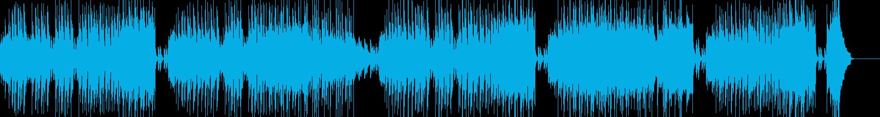 エリーゼのために・ジャズ ドラム有Cの再生済みの波形
