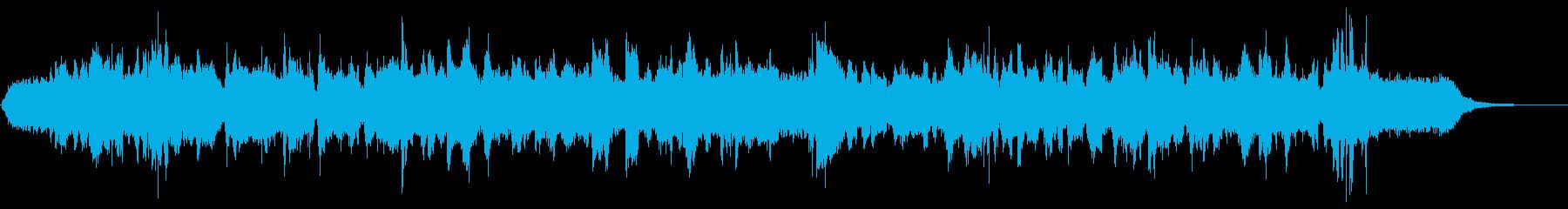 ショップVac:オン、動作しながら...の再生済みの波形