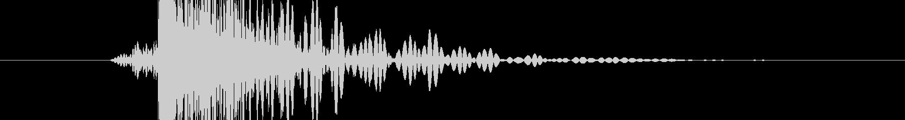 中世 ヒットシールドウッド05の未再生の波形