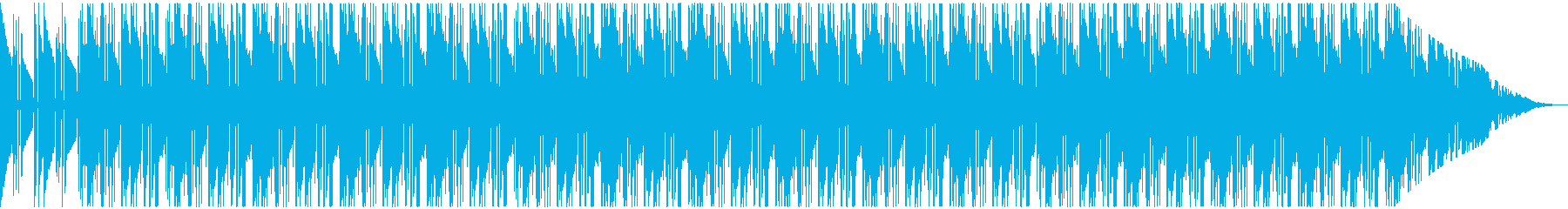 Lo-Fi Jazz Hip Hopの再生済みの波形