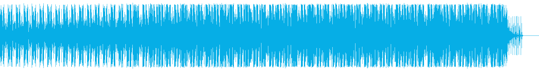パズルゲームなどのBGMに使えそうな気…の再生済みの波形