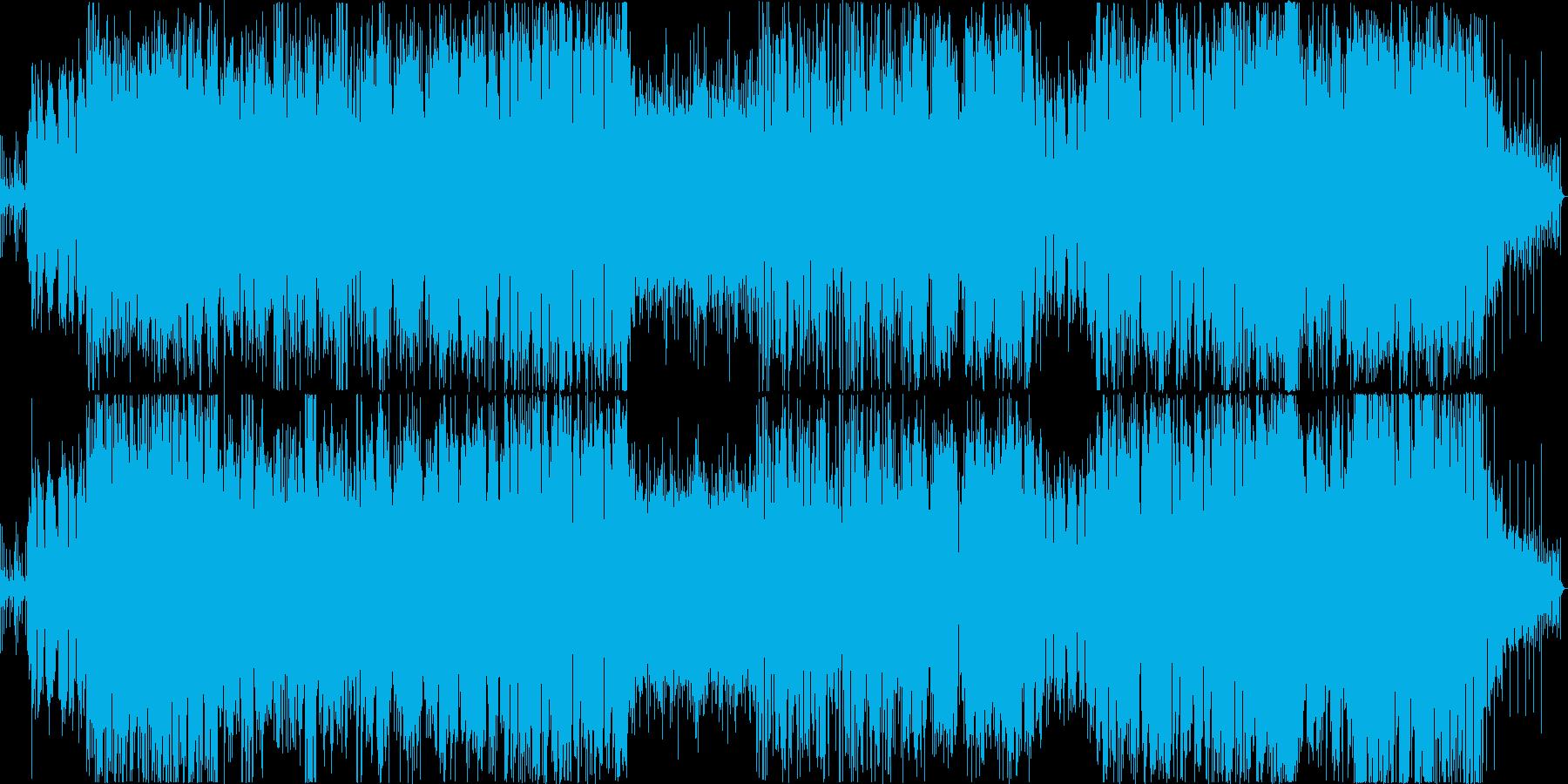 ほっこりするウェディングソング♪♪の再生済みの波形
