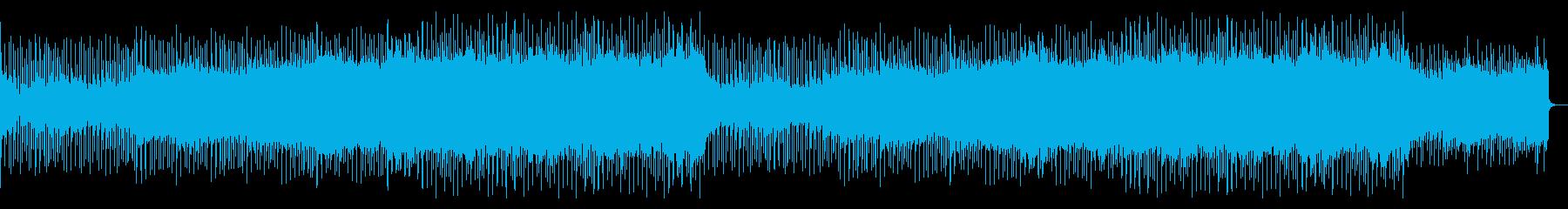 鉄琴無しver 広がり 豪華 キラキラの再生済みの波形